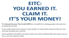 Raising EITC Awareness in Ward 6 to Residents of Lincoln-Westmoreland Apartments
