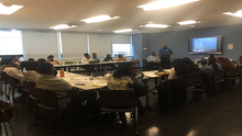Raising EITC Awareness with DC Career Connections and Project Empowerment Participants at DOES