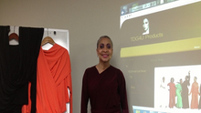 Re-Launching a Clothing Designer Small Business with a CAAB IDA