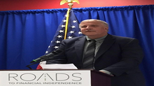 Remarks by CAAB's Rich Petersen at Public Launch of ROADS to Financial Independence