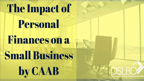 The Importance of Personal Finances on a Small Business