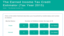 Use this Great Tool to Estimate Your EITC in 2016