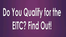 Useful Tool to Find Out if You are Eligible for the EITC