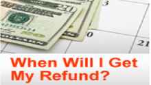 Where's My Tax Refund?