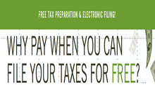 Why Pay When You Can File Your Taxes For Free?